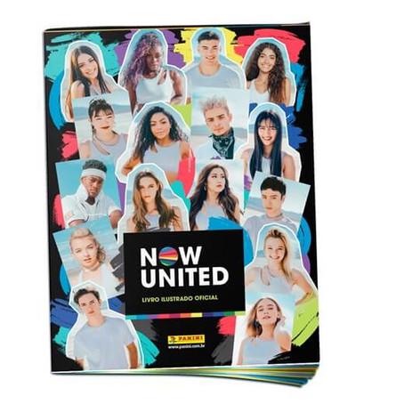 Panini lança álbum de figurinhas Now United