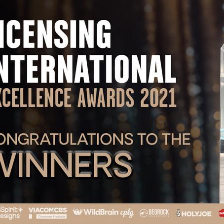 Coca-Cola e Super Mario são premiados no Licensing Awards 2021!