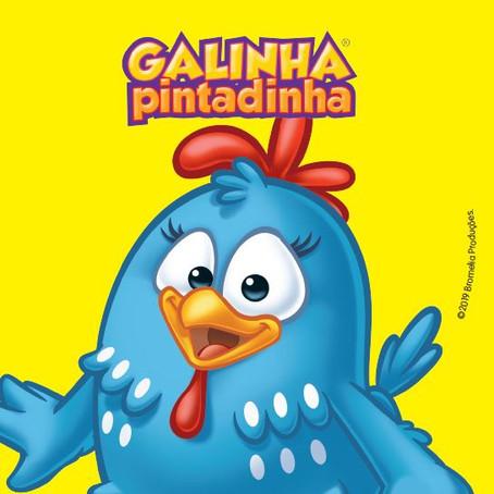 Galinha Pintadinha será destaque no Festival Mundo Bebê do Carrefour