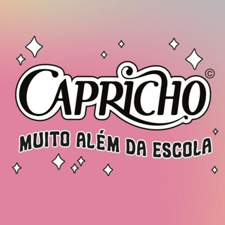Campanha da CAPRICHO fala sobre o que se leva da escola para a vida