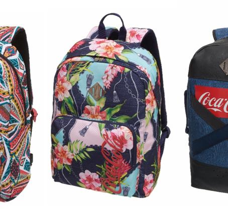 Marcas da Redibra marcam presença com produtos incríveis neste volta às aulas