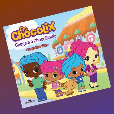 """Autora de """"Os Chocolix"""" libera eBook grátis na Amazon durante quarentena"""