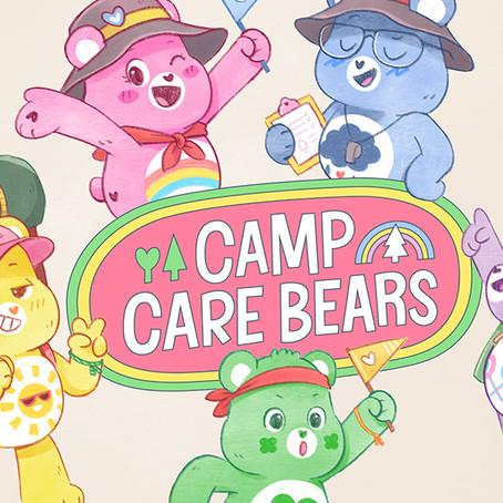 Camp Care Bears: entretenimento em casa durante quarentena