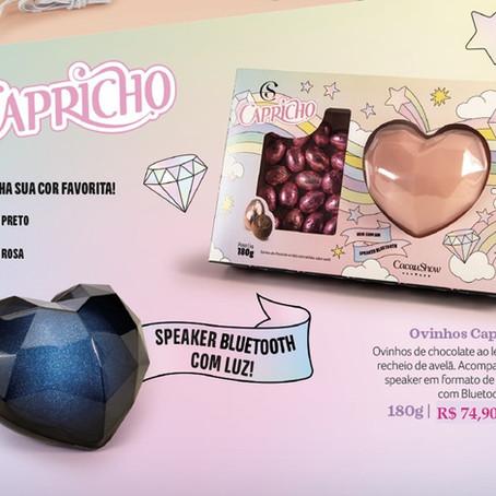 Cacau Show traz nova versão do Kit Capricho para a Páscoa de 2020