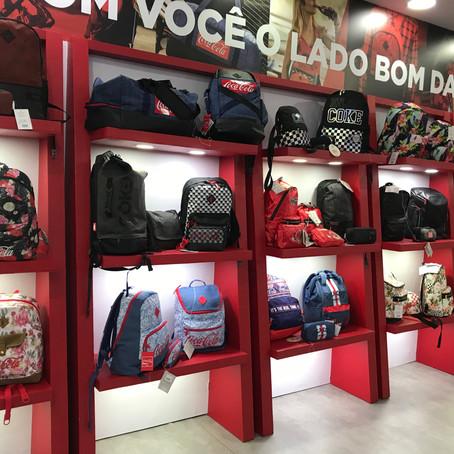 Marcas da Redibra ganham destaque na  Escolar Office Brasil 2019