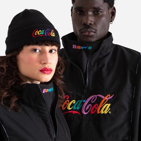 Coca-Cola® se une à Baw Clothing em umacollab inédita