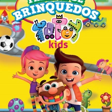 A Fantástica Fábrica de Brinquedos TotoyKids