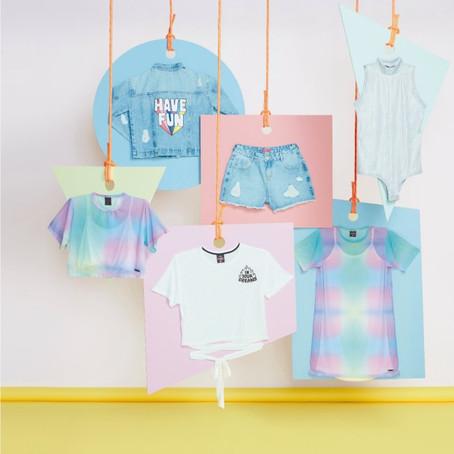 CAPRICHO e Marisa: nova coleção de roupas cheia de estilo