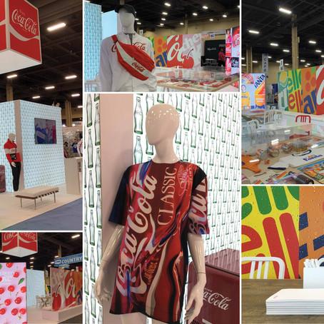 Coca-Cola é destaque na Licensing Expo 2019