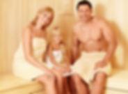 Happy family in the sauna.jpg