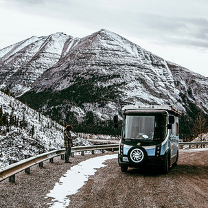 From Alaska to Argentina in a Solar Powered Van