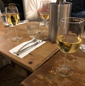 Yay! Chardonnay!