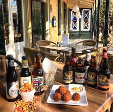 Bier & Bitterballen
