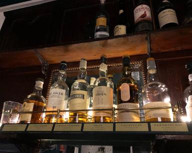 Fine whisky