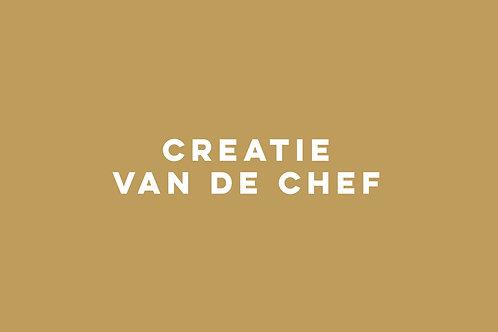 Creatie van de Chef