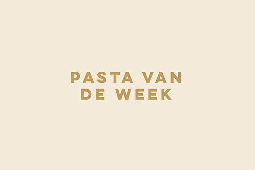 Pasta van de week