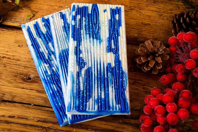 Blueberry Muffin Wood Bard Bar