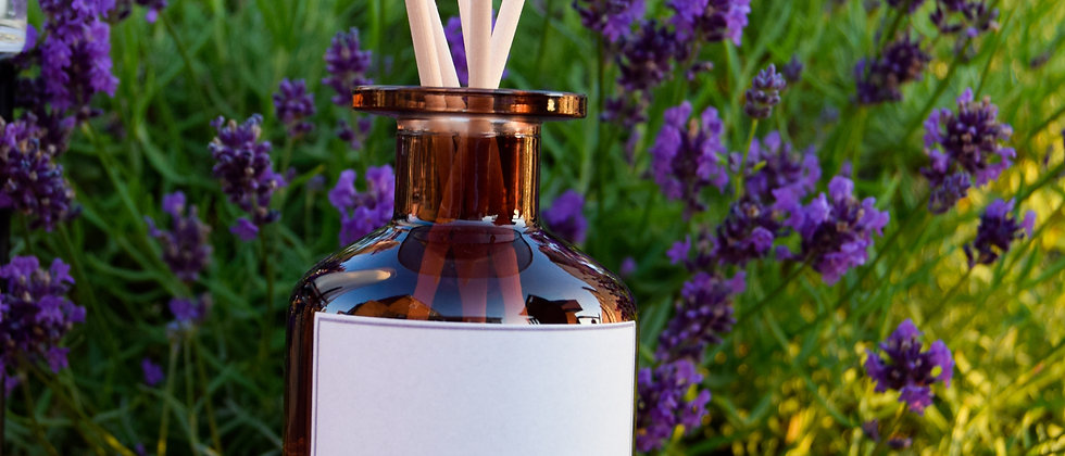 BOLD Ombre Glass Reed Diffuser- 140ml