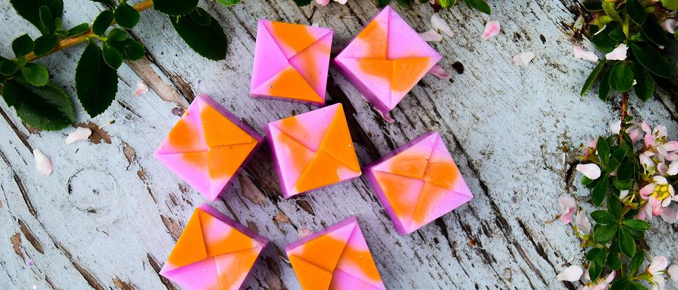 Mango + Passionfruit  Mini Melts