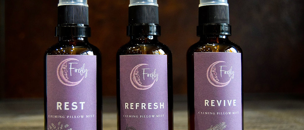 REVIVE -Lemongrass Pillow Spray