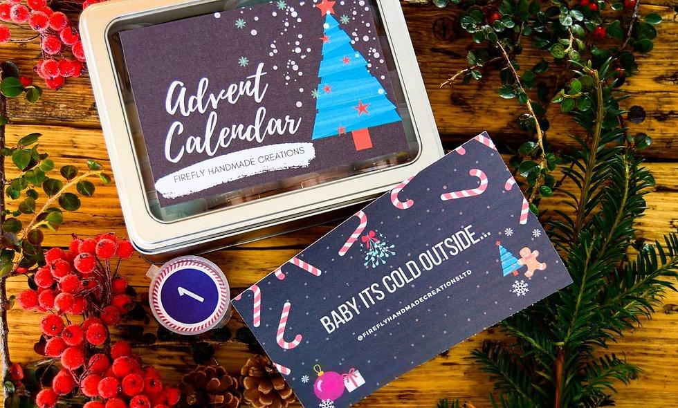 Firefly 2020 Advent Calendar -*** DEPOSIT ONLY***