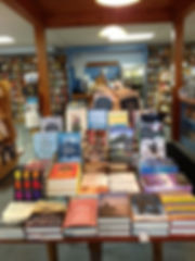 Bartleby's Books - inside the store