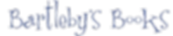Bartleby's Books Logo