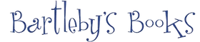 Bartleby's Books Logo - Footer