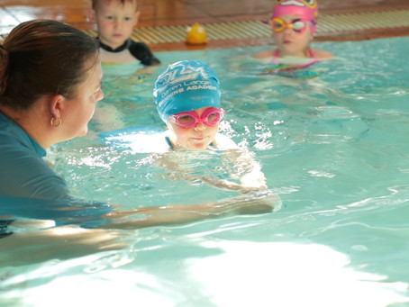 Swimming could save your child's life!