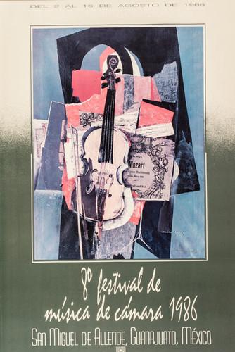 VIII FESTIVAL  1986