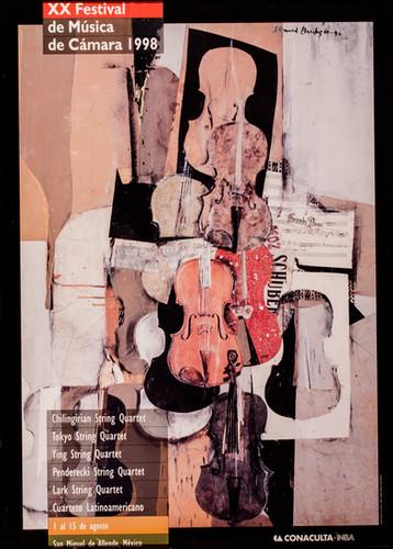 XX FESTIVAL  1998