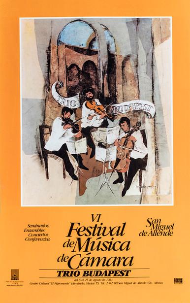 VI FESTIVAL  1984