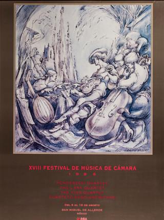 XVIII FESTIVAL  1996