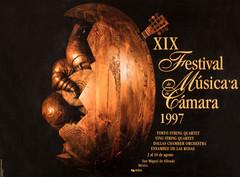 XIX FESTIVAL  1997