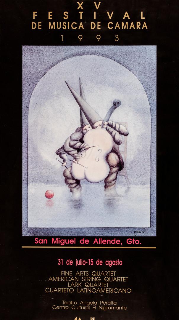 XV FESTIVAL  1993