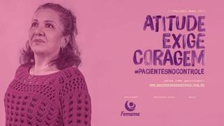 Outubro Rosa conscientiza sobre o câncer de mama