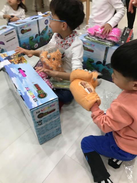 Christmas at the Namgwang Orphanage