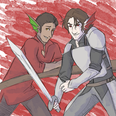 The First Duel