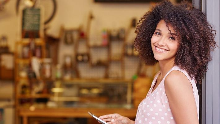 African-American Female Entrepreneur