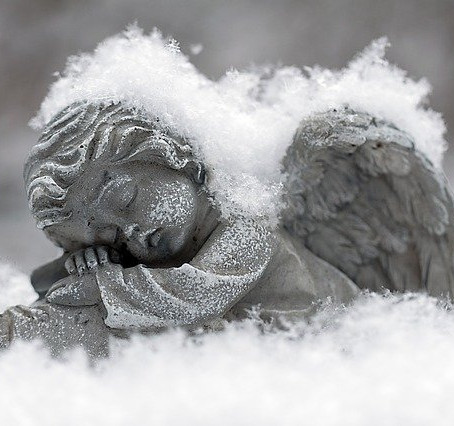 Creating Snow Angels
