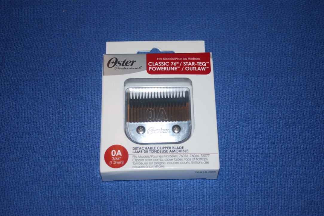 Oster #0A Detachable