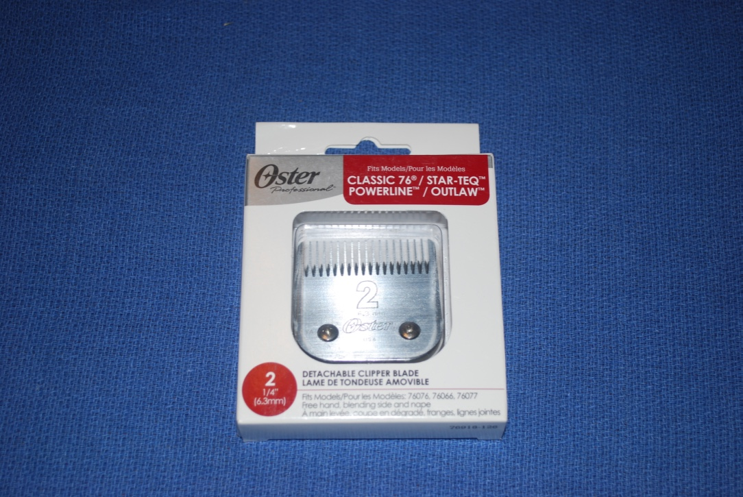 Oster #2 Detachable