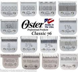 Barber Removeable Blades