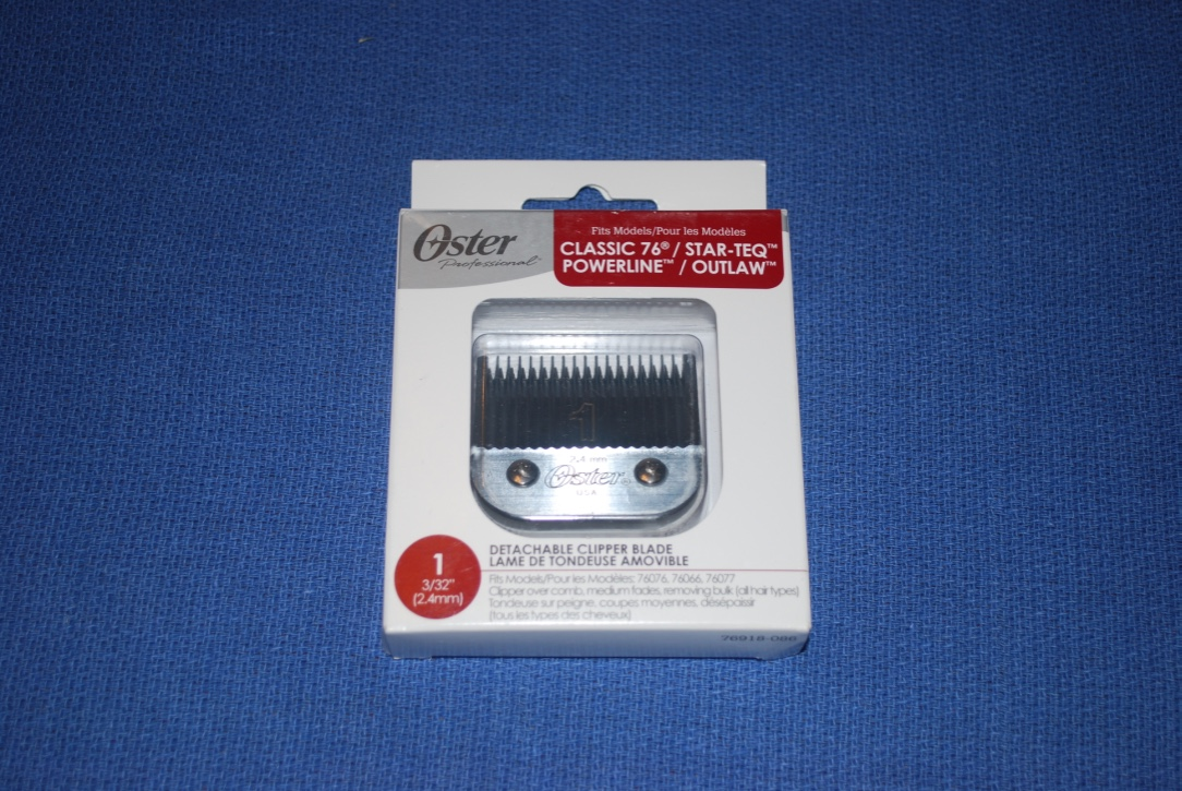 Oster #1 Detachable