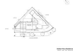 VK House - Site Plan