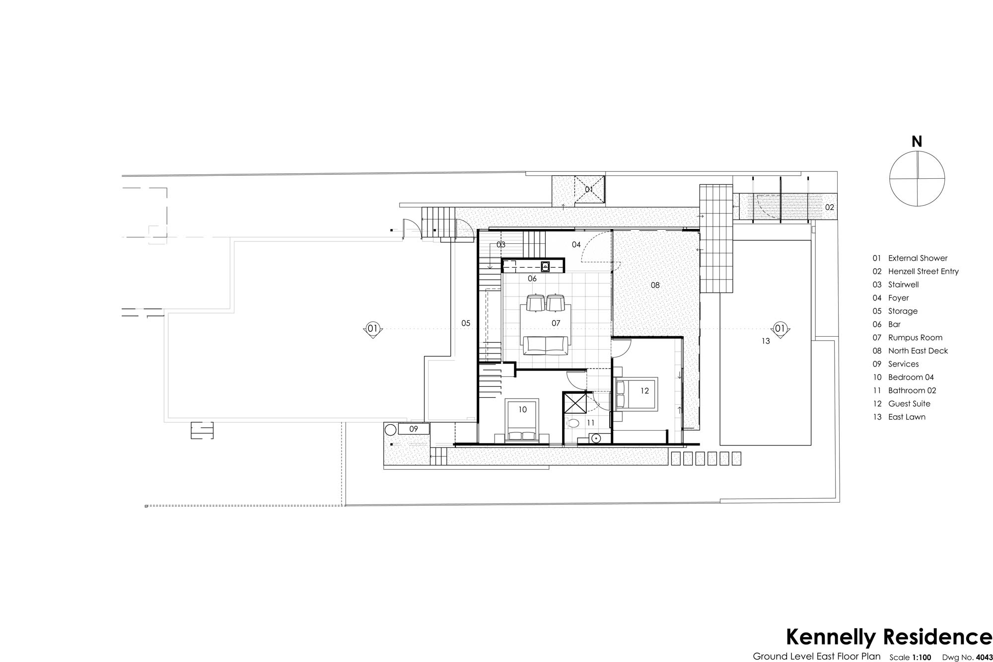 kennelly ground floor