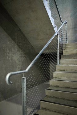 eniquest warehouse stairs