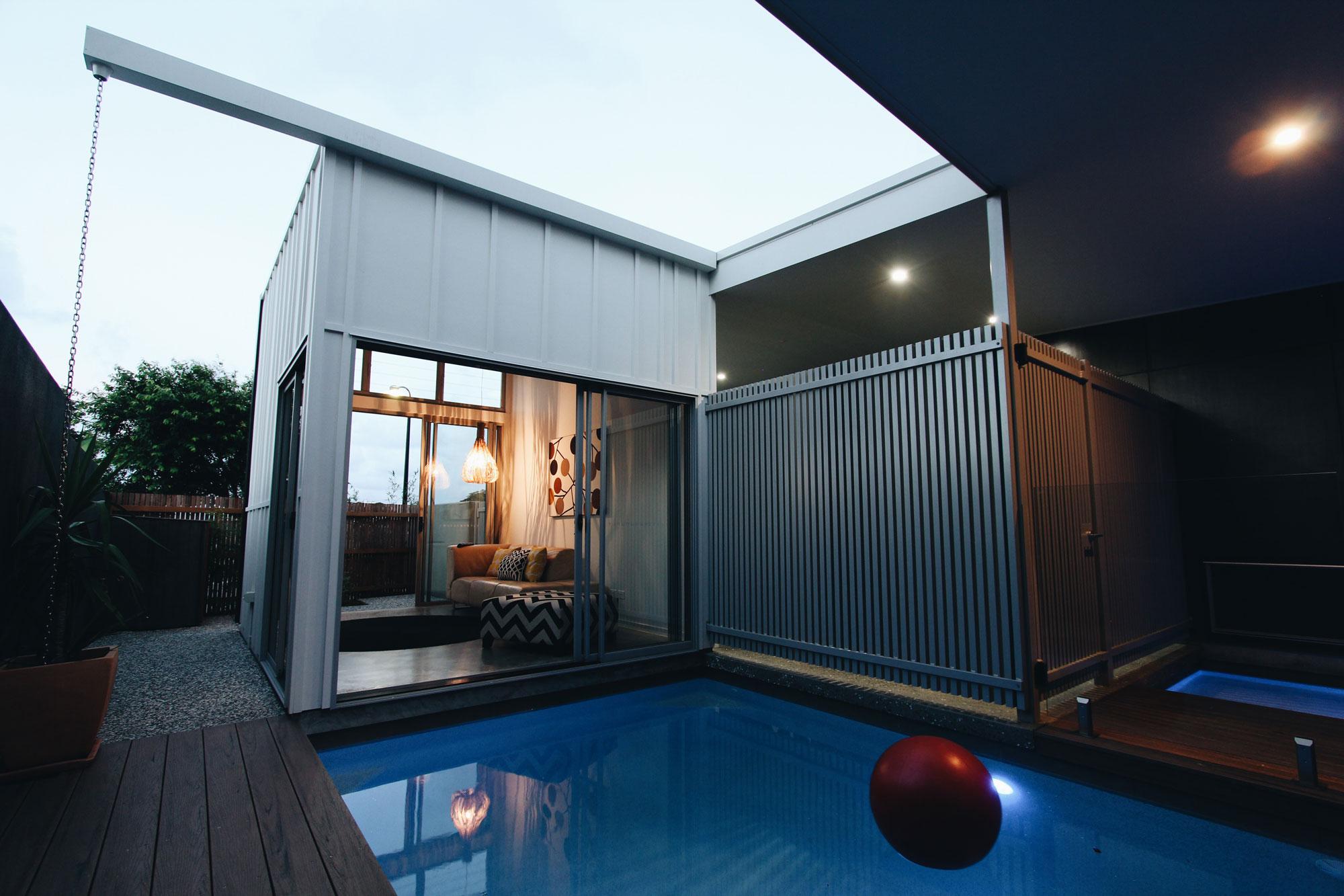 sloan residence pool