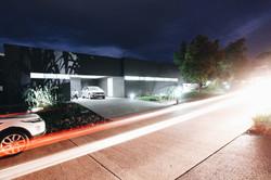 VK House - Driveway Night 2