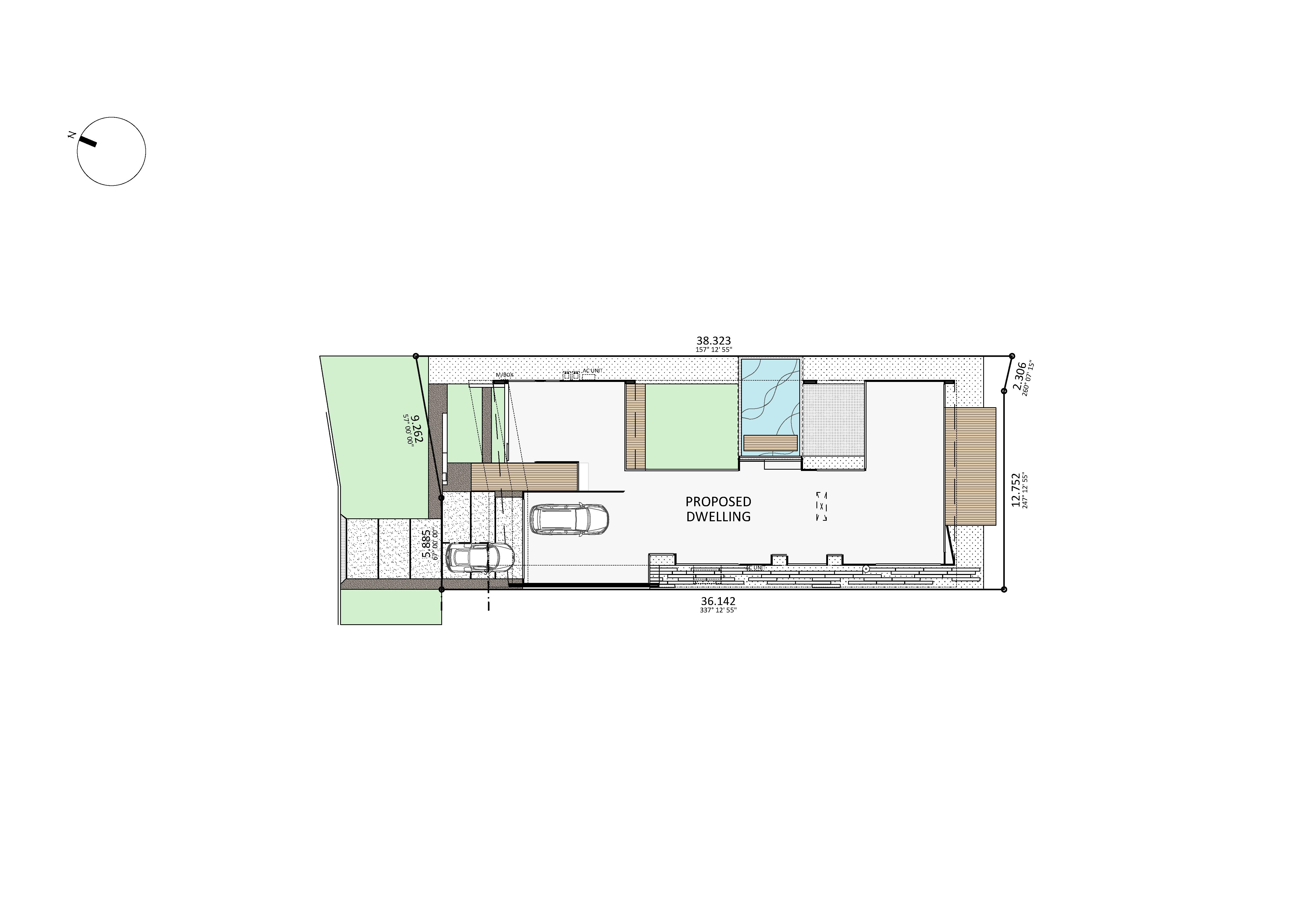 lawrie site plan